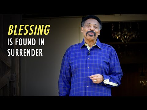 Your Greatest Blessing is Found in Surrender