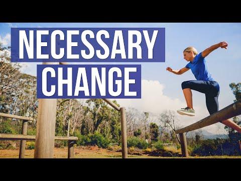 Necessary Change