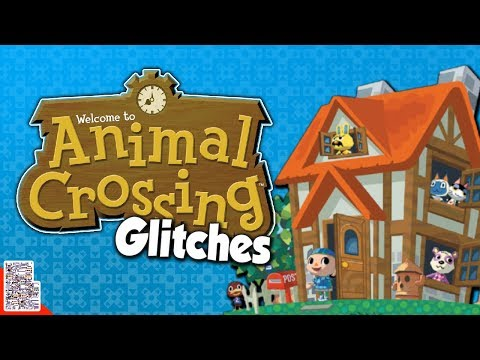 Escaping The Village - Glitches in Animal Crossing (GC) - DPadGamer - UCwp93Uf9jNrJXqnxJCTAZlw