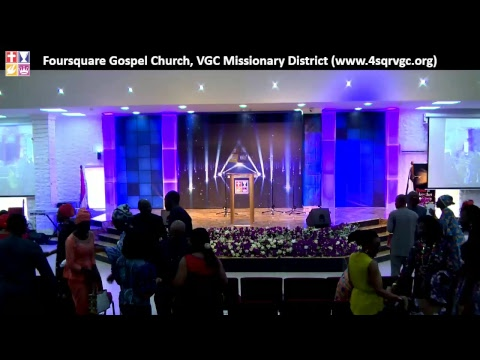 Sunday Worship Service: 13th Jan 2018