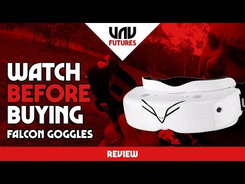 IS FATSHARK OVER? NEW TOP TIER GOGGLE! Flysight falcon FG01 review - UC3ioIOr3tH6Yz8qzr418R-g