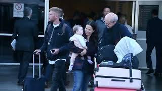 Tamin Sursock lands in Sydney