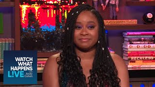 Will Phoebe Robinson Name the Mystery Comedian? | WWHL