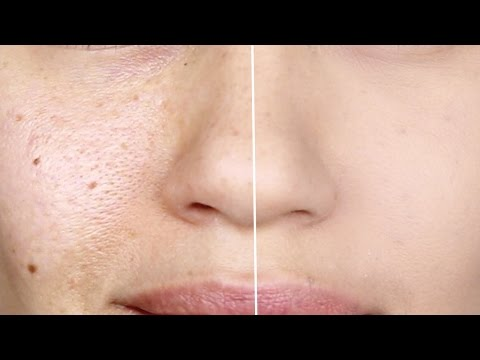 How to make Pores Disappear! | How to make Large Pores Vanish | Eman - UCaZZh0mI6NoGTlmeI6dbP7Q
