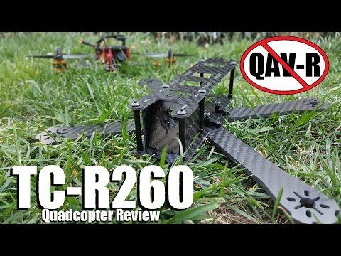 TC-R260 Frame (QAV-R Clone) from Banggood - UC92HE5A7DJtnjUe_JYoRypQ