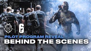 Pilot Program Reveal   Behind The Scenes