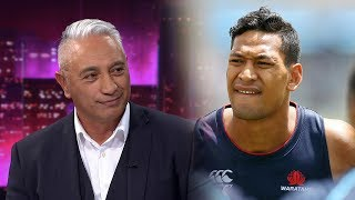 National MP Alfred Ngaro says Israel Folau should have freedom to express his religious beliefs