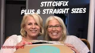 Stitchfix - Plus & Straight sizes - Definitely 3/5 - Help with the Dress!!!!!