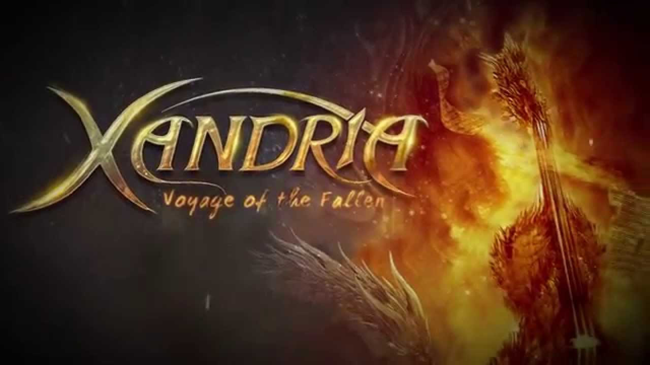 XANDRIA – Voyage Of The Fallen (Official Lyric Video) | Napalm Records