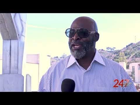 William Benson Talks Legacy Center