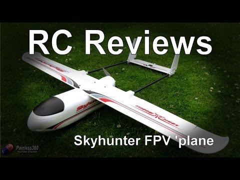 RC Reviews: Skyhunter FPV Plane (from FirstPV.co.uk) - UCp1vASX-fg959vRc1xowqpw