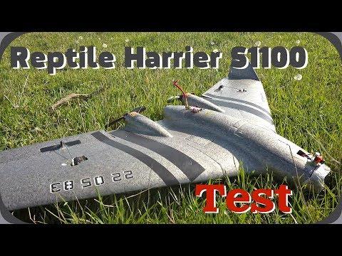 Сумасшедше быстрое крыло Reptile Harrier S1100 !!! - UCrRvbjv5hR1YrRoqIRjH3QA
