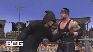 Smackdown vs Raw 2011 All DLC Finishers & Signature Moves