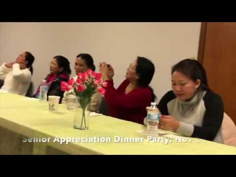 Falam Christian Church: Senior Appreciation Dinner