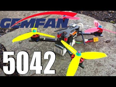 Gemfan Windancer 5042 Review - UC2c9N7iDxa-4D-b9T7avd7g