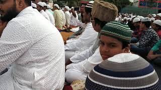 Eid ul Adha Prayers at HMT Grounds