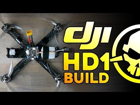 Rotor Riot Spec Kwad - HD1 Build with DJI FPV System - UCemG3VoNCmjP8ucHR2YY7hw