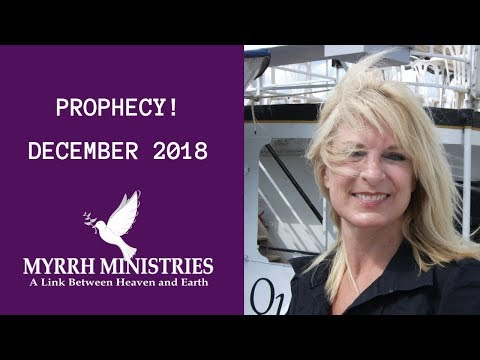 December 2018 Prophetic Word! Receive Revelations AND Enlarge Your Territory