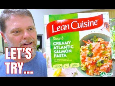Lean Cuisine Creamy Atlantic Salmon Pasta Review - UCGXHiIMcPZ9IQNwmJOv12dQ