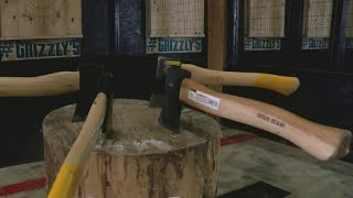 Danville Hatchet House Axe Throwing Bar opening delayed