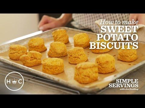 Sweet Potato Biscuits | Simple Servings - UChgKnTLZXe8Uzs0UK9SqEaQ