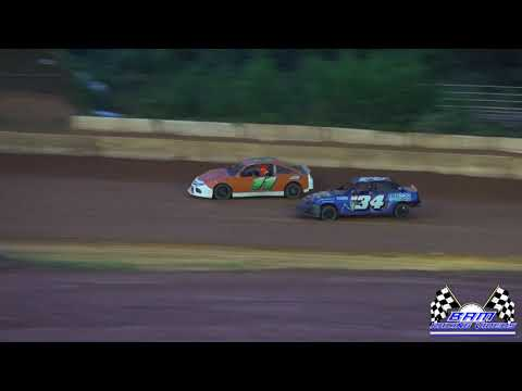 Southeastern Hornets Association Feature #1 - Carolina Speedway 7/16/21 - dirt track racing video image