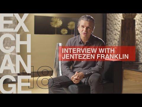 Interview with Pastor Jentezen Franklin  The Exchange 2018
