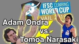IFSC Climbing World Cup Vail 2019 - Men Bouldering Finals Report