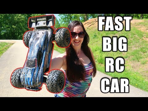 AWESOME BIG FAST RC Car!!! - Must Have! - TheRcSaylors - UCYWhRC3xtD_acDIZdr53huA