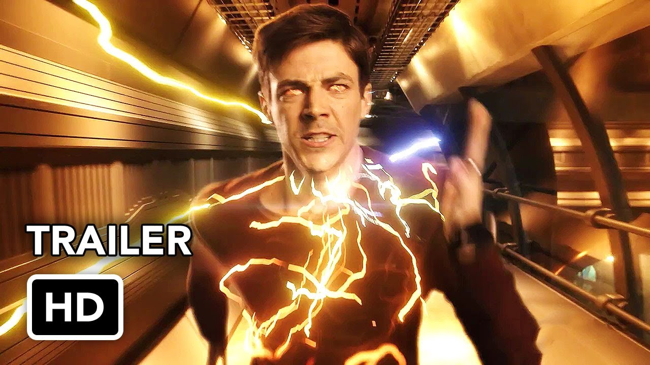 "The Flash Season 7 ""Run"" Trailer (HD) Thumbnail"