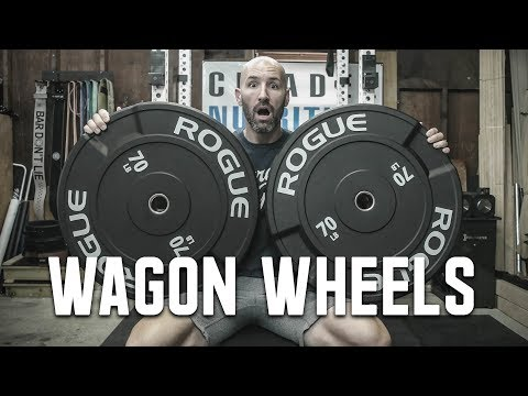 Rogue Fitness 26'er Wagon Wheel - UCNfwT9xv00lNZ7P6J6YhjrQ