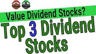3 Dividend Stocks for 2020 - Dividend Stocks at a Discount?