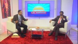 Entrevista al precandidato a diputado en DN Carlos Marques