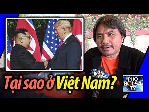 Tại sao họp thượng đỉnh Mỹ-Triều ở Việt Nam?