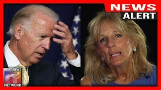 ALERT: Biden Campaign PANICS, Calls Wife On Stage For EMERGENCY Speech Before SLEEPY NH Voters