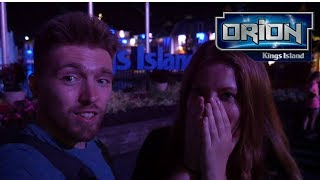 ORION KINGS ISLAND ANNOUNCEMENT VLOG - Full Thoughts and Review IN PARK!