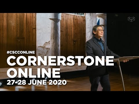 27-28 June 2020  The Repairer of the Breach  Ps. Yang  Cornerstone Community Church  CSCC Online