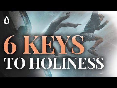 How to FINALLY Overcome Sin & Temptation (6 Keys)