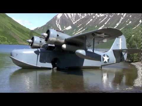 Grumman Goose N703 Crescent Lake Alaska July 9,2011 - UCMiKSsLyJWKKNR5wtzBsQcA