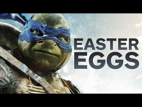 10 Teenage Mutant Ninja Turtles Easter Eggs - UCKy1dAqELo0zrOtPkf0eTMw
