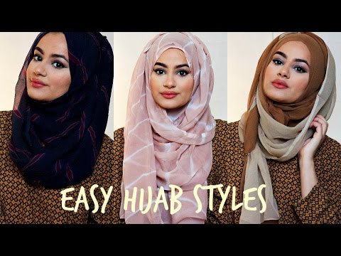 10 Easiest Way to Wear a Scarf