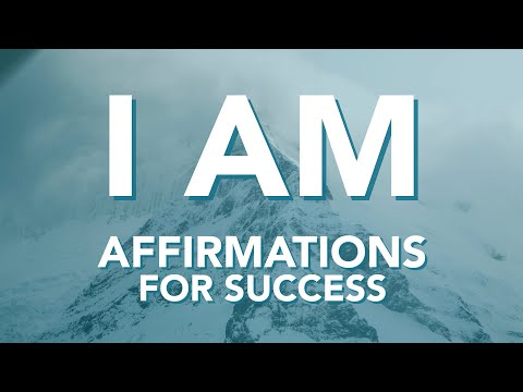 I AM Affirmations for Success