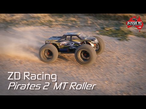 ZD Racing Pirates 2 first run on 3S & 4S - UCOfR0NE5V7IHhMABstt11kA