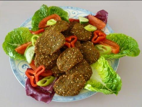 Rezept: Falafel | Ahmet Kocht | arabisch kochen | 3000 Abonnenten Special - UCAxYzkQBdRkTcO7A6hFiprg
