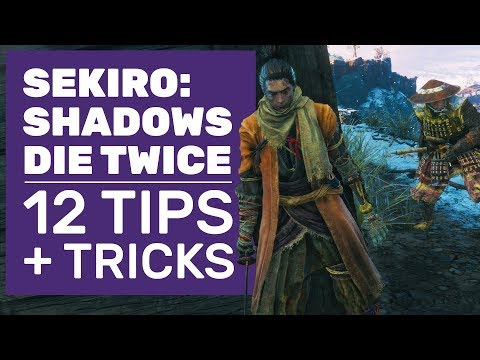 12 Sekiro Tips And Tricks To Easily Conquer The First 10 Hours - UC5bKSAZBvV9AKlBJPG0Py-A