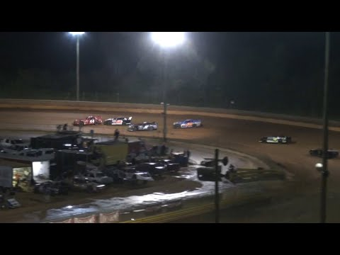 Modified Street at Lavonia Speedway July 16th 2021 - dirt track racing video image