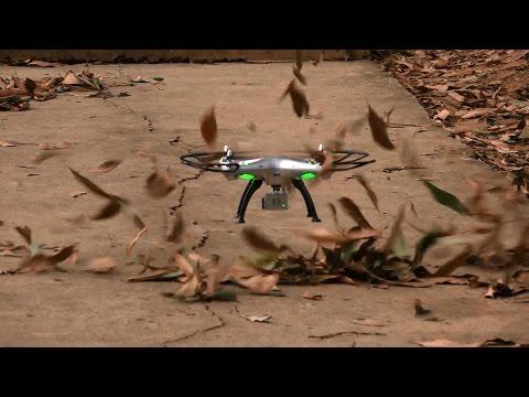 Original Syma X8G 2.4G 6 Axis Gyro 4-CH Headless RC Quadcopter with HD Camera - UC_2Q1AejocvGANxuq6d-iFA