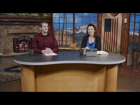Charis Daily Live Bible Study: The Key to Everything - Daniel Bennett - June 1, 2020