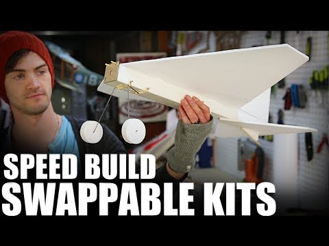 Flite Test - Speed Build Swappable Kits! - UC9zTuyWffK9ckEz1216noAw
