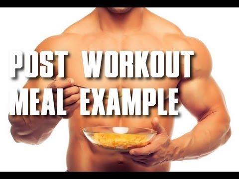 Bodybuilder Diet Example - Post Workout Breakfast - UCNfwT9xv00lNZ7P6J6YhjrQ